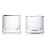 Epare Double-Wall Whiskey Glass (Set of 2)